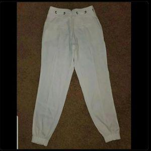 Bebe Dress Jogger Pants
